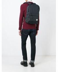 b6007a6f04 Lyst - Herschel Supply Co.  Classic  Polka Dot Backpack in Black for Men