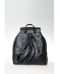 COACH | Blue Pocket Backpack | Lyst
