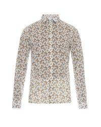Richard James | Multicolor Butterfly-print Cotton Shirt for Men | Lyst