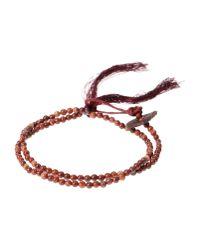 HTC | Red Bracelet | Lyst