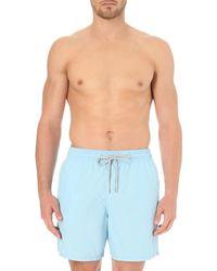 Vilebrequin | Blue Moorea Swim Shorts - For Men for Men | Lyst