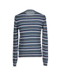 Prada - Blue Jumper for Men - Lyst