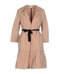 Very Gotha - Natural Full-length Jacket - Lyst