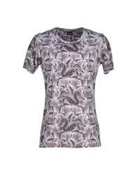 Marcelo Burlon - Purple T-shirt for Men - Lyst