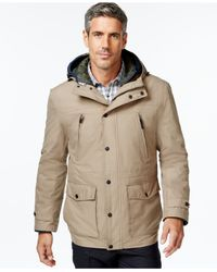 London Fog | Brown Big And Tall 3-in-1 Anorak for Men | Lyst
