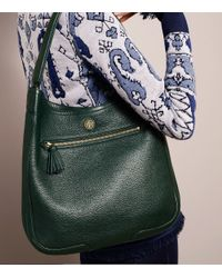 Tory Burch | Green Frances Hobo | Lyst