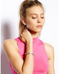 Tokyo Jane - Pink Gunda Bracelet - Lyst