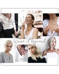 Jenny Bird - Metallic Kruger Collar - Lyst