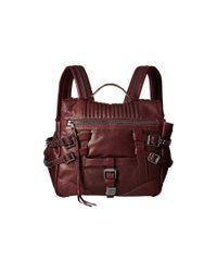 Ash - Purple Trix Backpack - Lyst