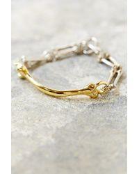 Han Cholo   Metallic Bone Bracelet for Men   Lyst