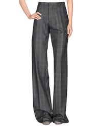 DSquared² - Gray Casual Trouser - Lyst