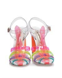 Sophia Webster | Pink Rosa Jelly Sandals | Lyst