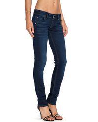 Hudson Jeans - Blue Collin Skinny - Lyst