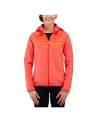 Merrell - Orange Farrow Hybrid Softshell - Lyst