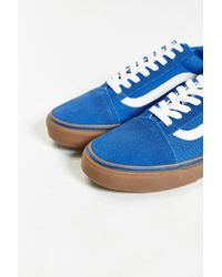 Vans - Natural Old Skool Gum Sole Sneaker for Men - Lyst
