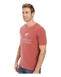 Lucky Brand - Red Ford Bronco for Men - Lyst