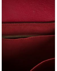 Louis Vuitton   Brown Monogram Print Satchel   Lyst