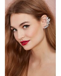 Nasty Gal | Metallic Neela Earring Cuff Set | Lyst