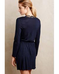 Eberjey | Blue Estelle Robe | Lyst