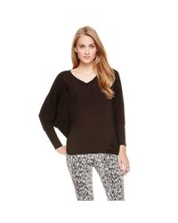 Vince Camuto | Black Two By Mixed Media Saturday Shirt | Lyst