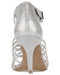 Bandolino - Metallic Magei Dress Sandals - Lyst