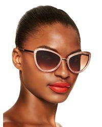 kate spade new york | Multicolor Klaudia Sunglasses | Lyst
