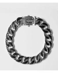 AllSaints | Metallic Tia Necklace | Lyst