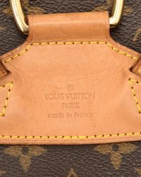 Louis Vuitton | Brown Monogram Montsouris Mm Backpack | Lyst
