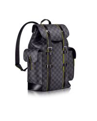 Louis Vuitton | Green Christopher Pm for Men | Lyst