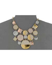 kate spade new york | Multicolor Triple Strand Necklace | Lyst