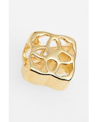 Kendra Scott | Metallic Logo Bead Charm | Lyst