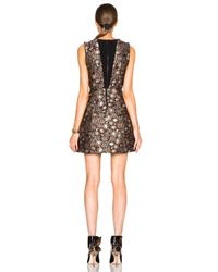 Alice + Olivia - Multicolor Pacey Dress - Lyst