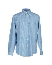 Brooks Brothers - Blue Shirt - Lyst