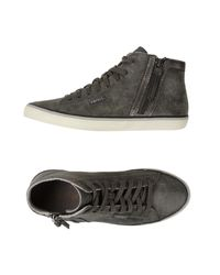Esprit - Gray High-Tops & Trainers - Lyst