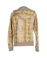 John Galliano - Yellow Sweatshirt for Men - Lyst