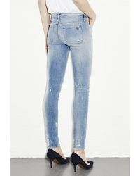 M.i.h Jeans - Blue Breathless Jean - Lyst