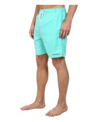 Vineyard Vines - Green Solid Cabana Shorts for Men - Lyst
