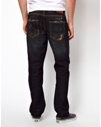 PRPS - Blue Prps Goods Jeans Tapared Fit Fury for Men - Lyst