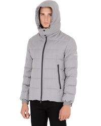 Tatras | Gray Elegance Lirone Wool Down Jacket | Lyst