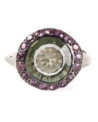 Rosa Maria | Pink 'Bikram' Ring | Lyst