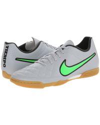 Nike - Gray Tiempo Rio Ii Ic for Men - Lyst