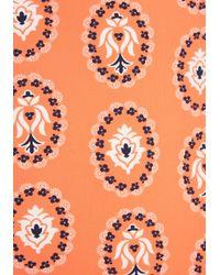 Downeast Basics | Orange Snorkeling Fling Swimsuit Top | Lyst