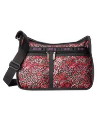 LeSportsac - Purple Deluxe Everyday Bag - Lyst