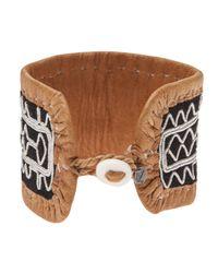 Maria Rudman - Brown Sami Bracelet for Men - Lyst