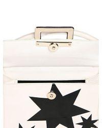 Roger Vivier - Black Miss Viv Stars Patent Leather Bag - Lyst
