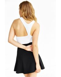 Truly Madly Deeply | White Asymmetrical Tank Top | Lyst