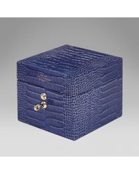 Smythson - Multicolor Mini Jewellery Box - Lyst