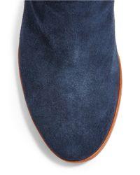 Splendid | Blue Delaney Boots | Lyst