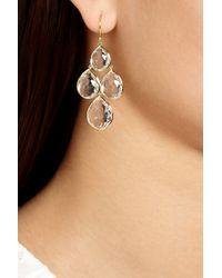 Ippolita - Multicolor Lollipop 18karat Gold Quartz Earrings - Lyst
