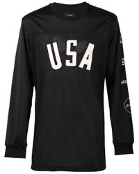 Stampd | Black Usa T-shirt for Men | Lyst